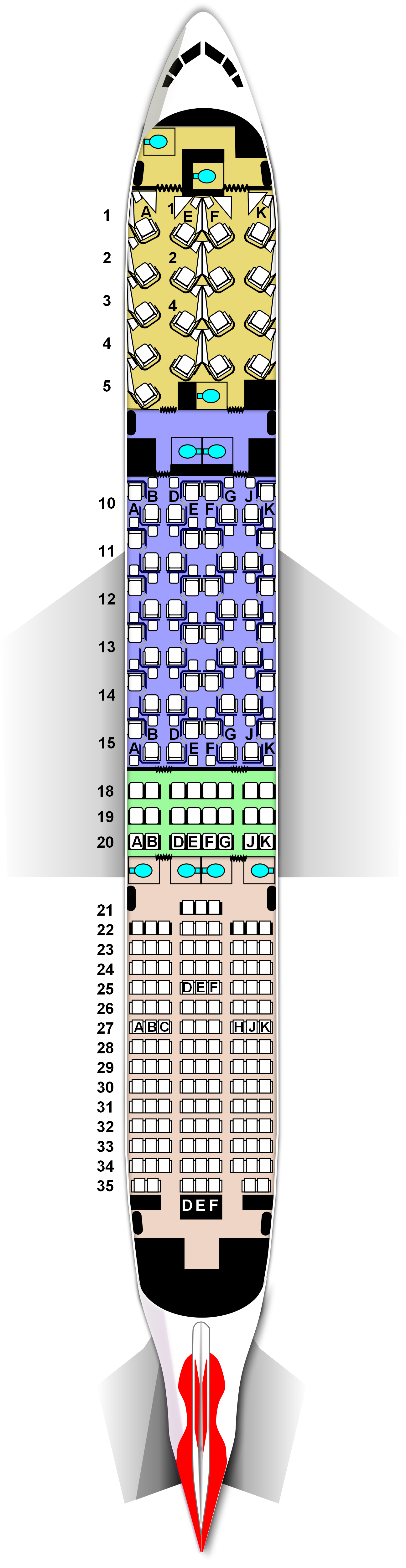 17F48J24W127Y   The BA Source on 777 seat plan, 777 seat diagram, delta a380 seating map, 777 seat profile, 777 seat configuration,